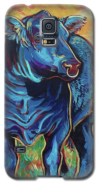 Joe Galaxy S5 Case by Jenn Cunningham