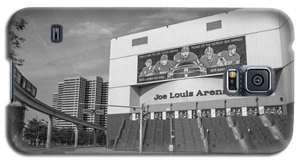 Joe Louis Arena Black And White  Galaxy S5 Case