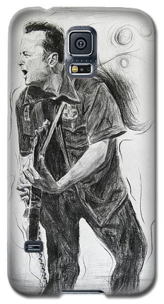 Joe Strummer's Dream Galaxy S5 Case
