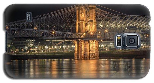 John A. Roebling Suspension Bridge Galaxy S5 Case
