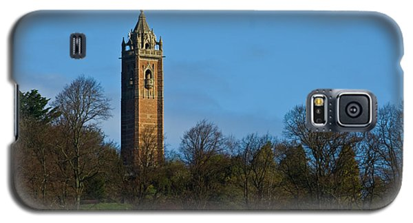 John Cabot Tower Galaxy S5 Case by Brian Roscorla