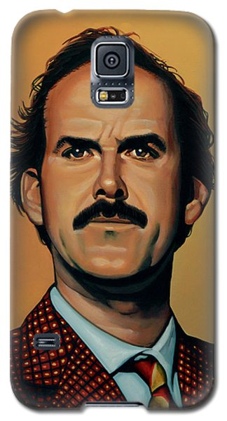 Portraits Galaxy S5 Case - John Cleese by Paul Meijering