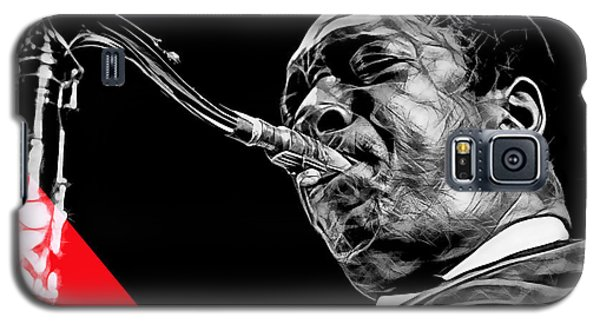 John Coltrane Collection Galaxy S5 Case by Marvin Blaine