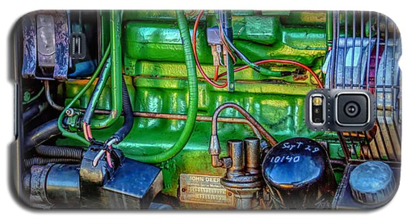 John Deere Engine Galaxy S5 Case by Trey Foerster