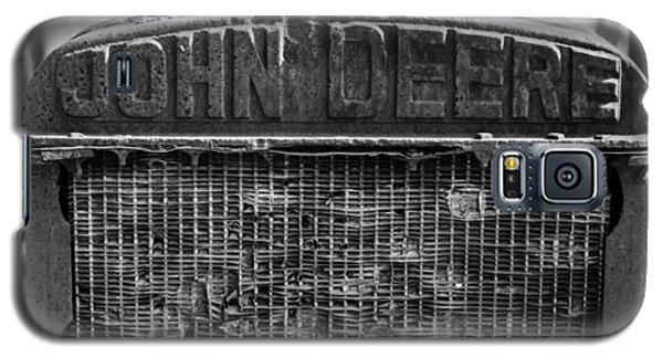 John Deere In Monochrome Galaxy S5 Case