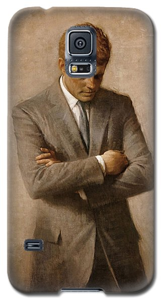 John F Kennedy Galaxy S5 Case by War Is Hell Store
