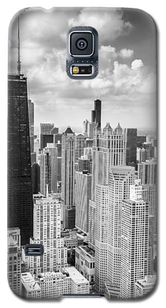 John Hancock Building In The Gold Coast Black And White Galaxy S5 Case