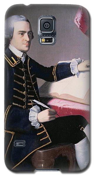 John Hancock Galaxy S5 Case by John Singleton Copley