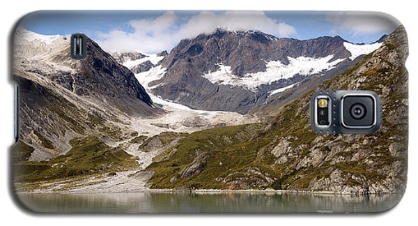John Hopkins Glacier 5 Galaxy S5 Case by Richard J Cassato