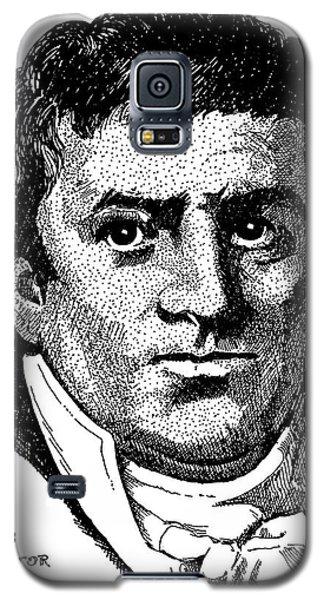John Jacob Astor Galaxy S5 Case