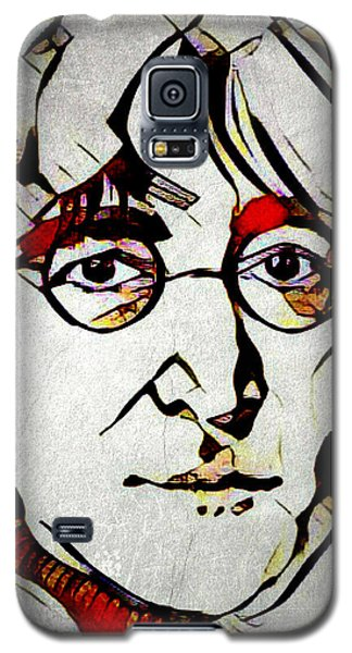 John Lennon Galaxy S5 Case