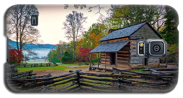 John Oliver Place In Cades Cove Galaxy S5 Case