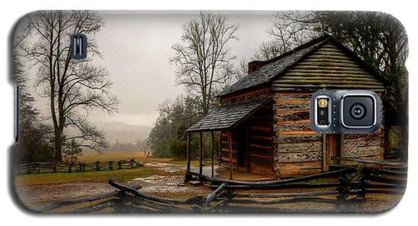 John Oliver's Cabin In Cades Cove Galaxy S5 Case