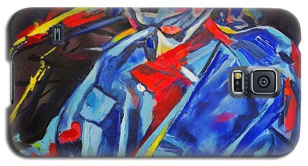 John Prine #3 Galaxy S5 Case by Eric Dee