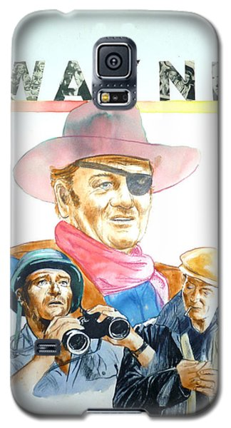 John Wayne Galaxy S5 Case