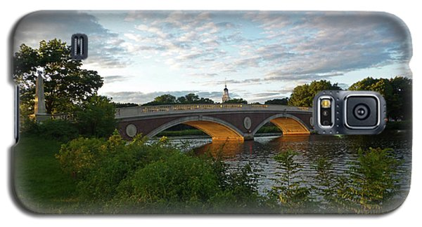 John Weeks Bridge In Harvard Square Cambridge Galaxy S5 Case