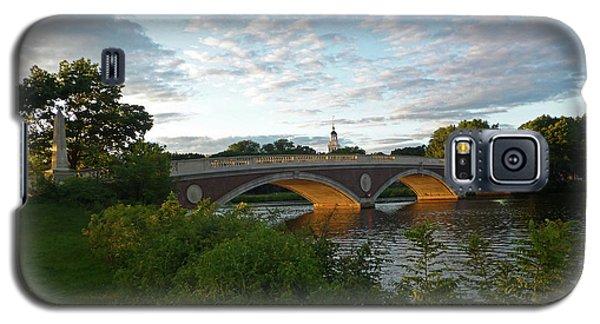 John Weeks Bridge In Harvard Square Cambridge Galaxy S5 Case