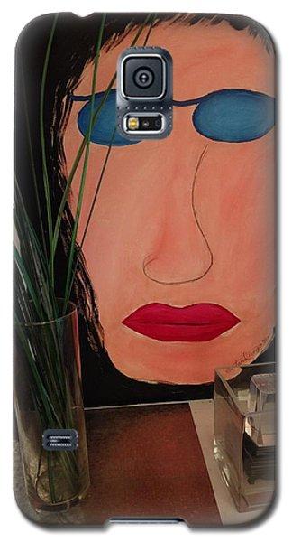 Johnlennonborderline Galaxy S5 Case