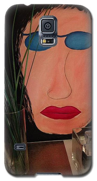 Johnlennonborderline Galaxy S5 Case