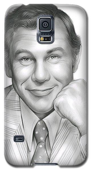 Johnny Carson Galaxy S5 Case
