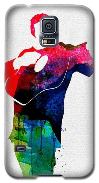 Johnny Watercolor Galaxy S5 Case