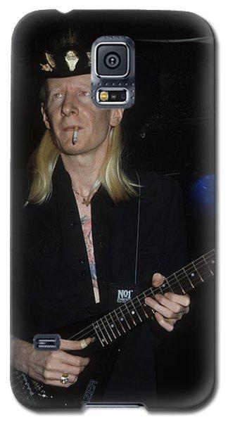 Johnny Winter Galaxy S5 Case