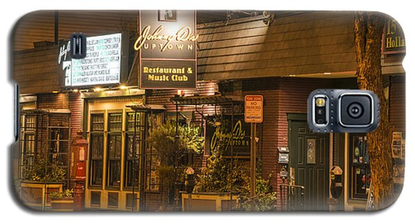Johnny Ds Music Club In Davis Square Somerville Ma Galaxy S5 Case