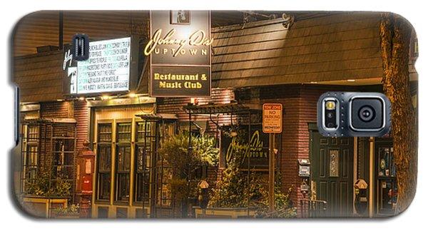 Johnny Ds Music Club In Davis Square Somerville Ma Galaxy S5 Case