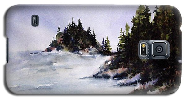 Galaxy S5 Case featuring the painting Johnstone Strait by Marti Green
