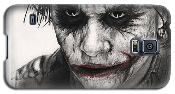 Joker Face Galaxy S5 Case by James Holko