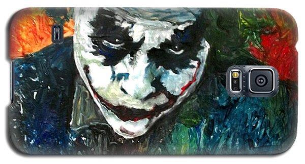 Joker - Heath Ledger Galaxy S5 Case