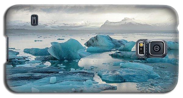 Jokulsarlon, The Glacier Lagoon, Iceland 6 Galaxy S5 Case