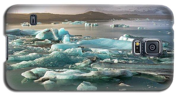 Jokulsarlon The Magnificent Glacier Lagoon, Iceland Galaxy S5 Case