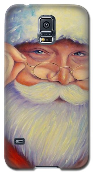 Jolly Old Saint Nick Galaxy S5 Case