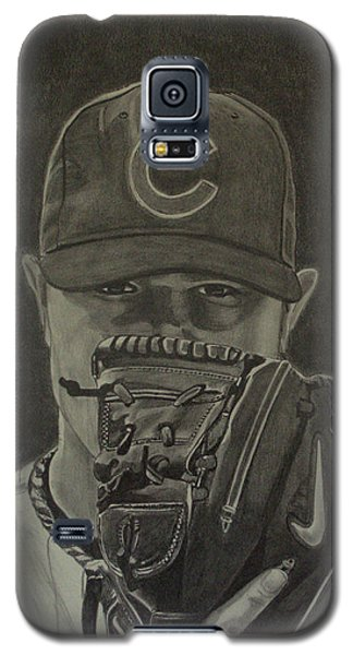 Jon Lester Portrait Galaxy S5 Case