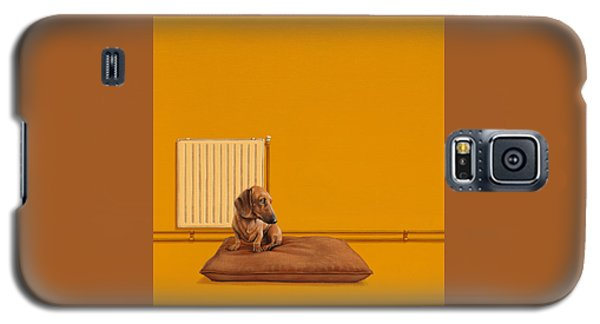 Dog Galaxy S5 Case - Jonas by Jasper Oostland