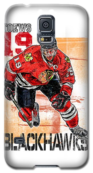 Jonathan Toews Galaxy S5 Case