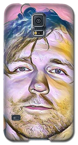 Jonathon Good Portrait Galaxy S5 Case