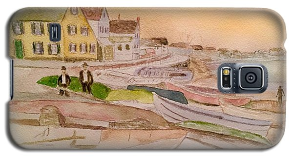 Joppa Flats Newburyport Galaxy S5 Case