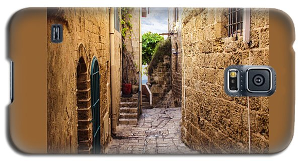 Joppa Israel Passageway Galaxy S5 Case