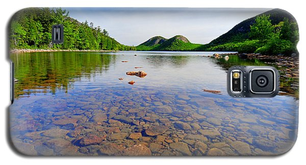 Jordan Pond And The Bubbles Galaxy S5 Case