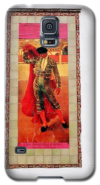 Jose Gomez Ortega Galaxy S5 Case