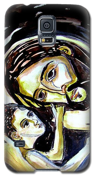 Joseph With Young Jesus Galaxy S5 Case
