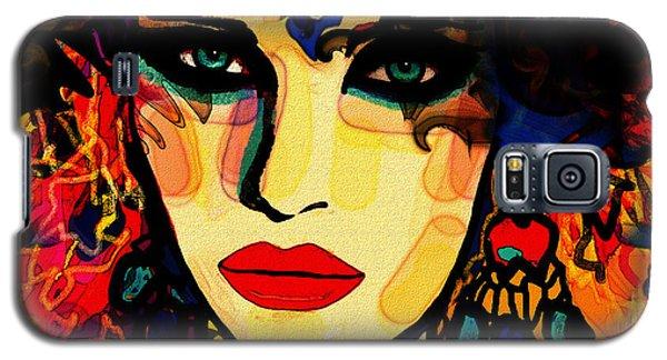 Josephine Galaxy S5 Case by Natalie Holland