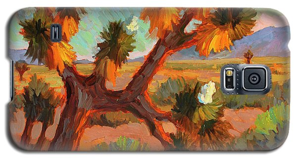Joshua Tree Galaxy S5 Case by Diane McClary