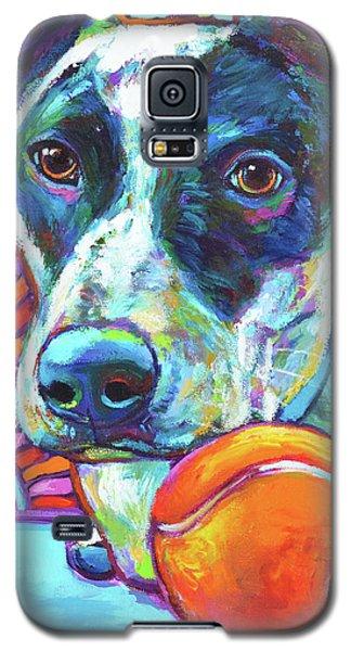 Galaxy S5 Case featuring the digital art Josie by Robert Phelps