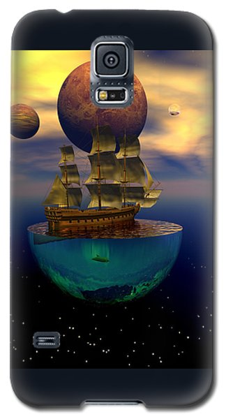 Journey Into Imagination Galaxy S5 Case