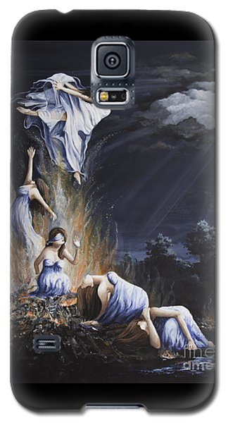 Journey Into Self Female Galaxy S5 Case