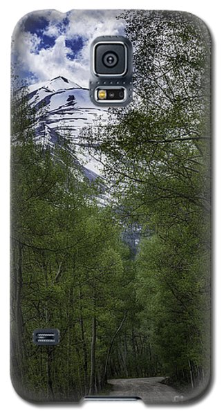 Journey Of Peace Galaxy S5 Case