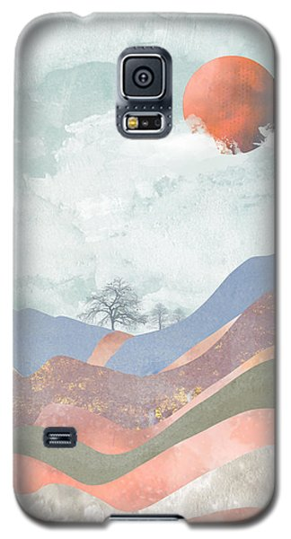 Landscapes Galaxy S5 Case - Journey To The Clouds by Katherine Smit
